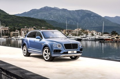 Bentley, Bentley Bentayga Diesel, V8 diesel, Fastest diesel SUV, Bentley, HD, 2K