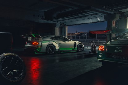 Bentley, Bentley Continental GT3, 2018, HD, 2K