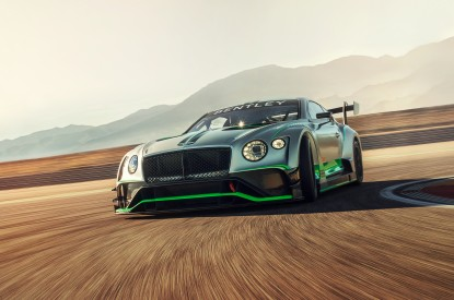 Bentley, Bentley Continental GT3, 2018, HD, 2K, 4K