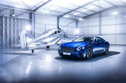 Bentley, Bentley Continental GT, 2018, HD, 2K