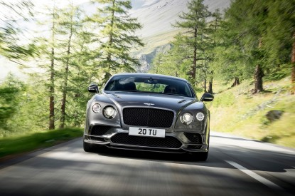 Bentley, Bentley Continental Supersports, 2017, HD, 2K