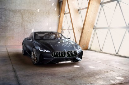 BMW, BMW Concept 8 Series, 2018, HD, 2K, 4K