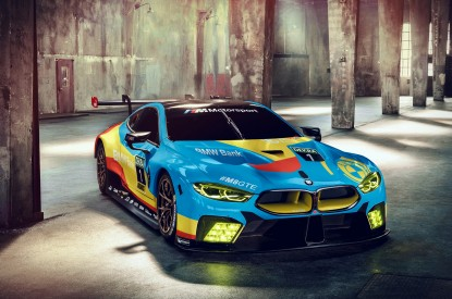 BMW, BMW M8 GTE, HD, 2K