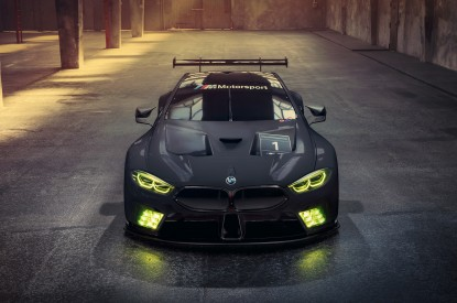 BMW, BMW M8 GTE, Artwork, HD, 2K