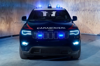 Jeep, Jeep Grand Cherokee Carabinieri, Police Car, HD, 2K, 4K