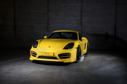 Porsche, Porsche Cayman, TechArt, 2016, HD, 2K