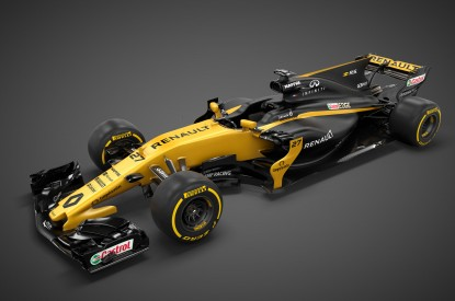 Renault, Renault R.S.17, Formula One, Racing car, 2017, HD, 2K, 4K