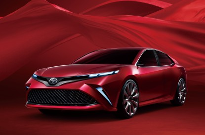 Toyota, Toyota Camry, Concept cars, HD, 2K, 4K