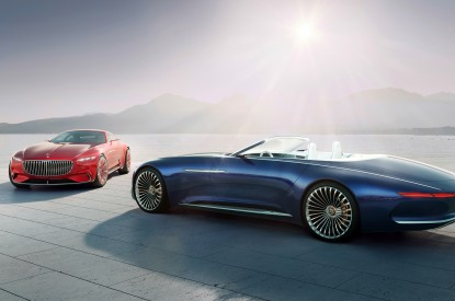 Vision, Vision Mercedes-Maybach 6 Cabriolet, Vision Mercedes-Maybach 6 Coupe, 2018, HD, 2K, 4K