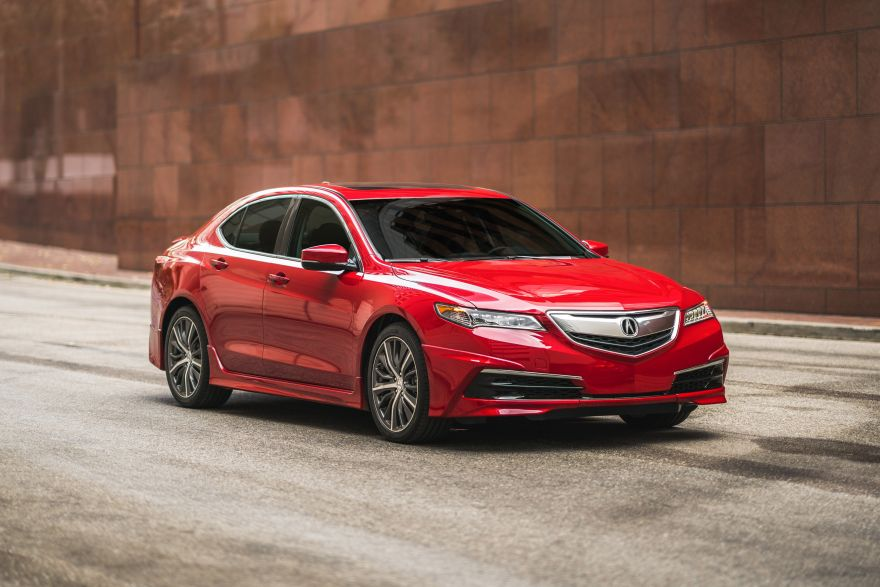 Acura, Acura TLX GT Package, 2017 Cars, HD, 2K