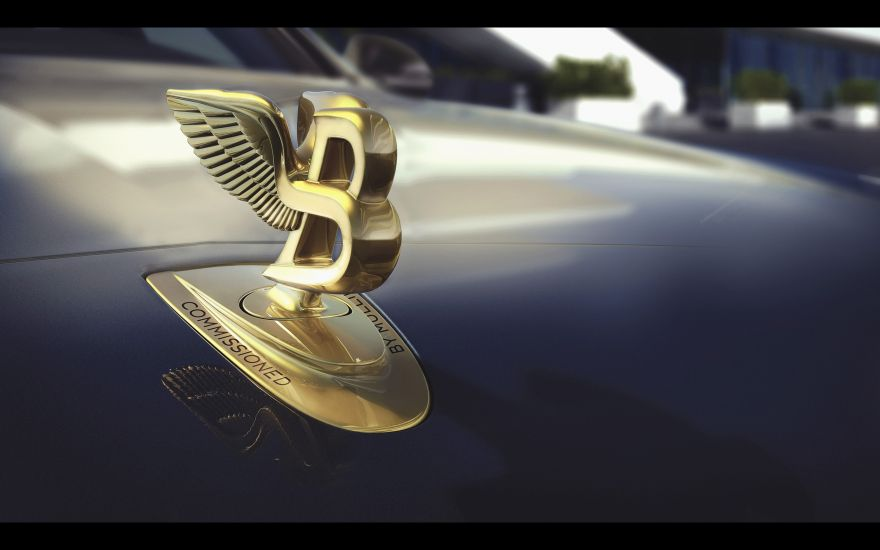 Bentley, Mulsanne, Bentley, Mulsanne Hallmark Series, HD, 2K