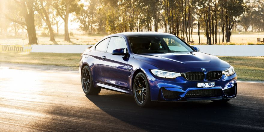 BMW, BMW M4 CS, 2018, HD, 2K