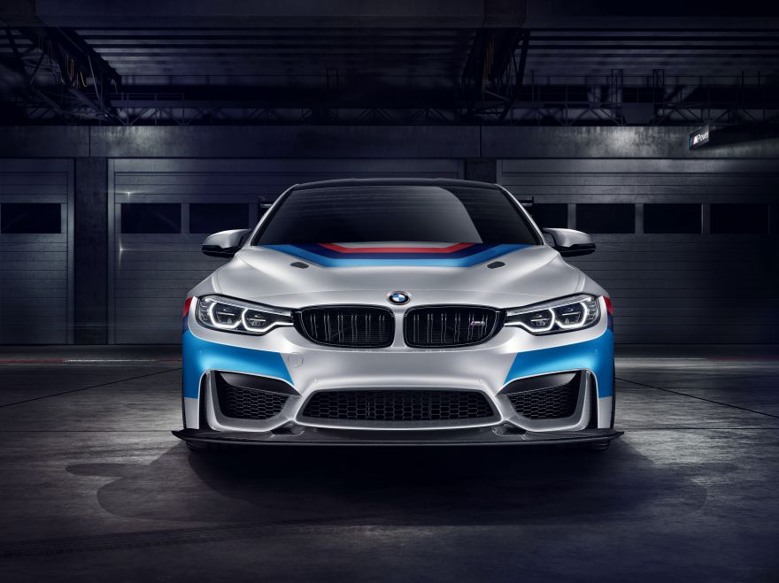 BMW, BMW M4 GT4, Competition package, HD, 2K