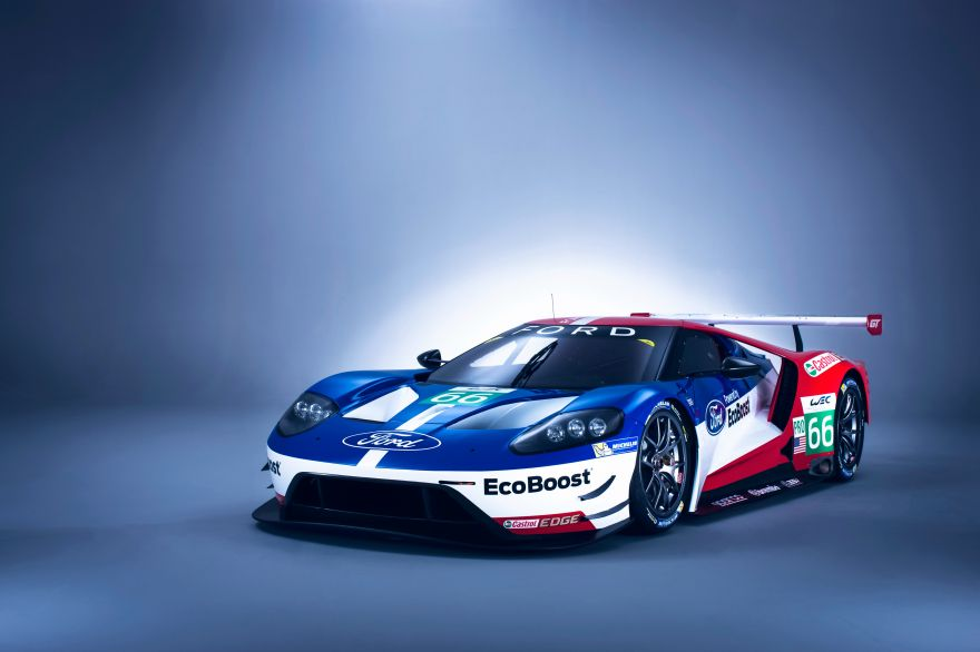 Ford, Ford GT Le Mans, Ford Cars, 2016 Cars, HD, 2K, 4K