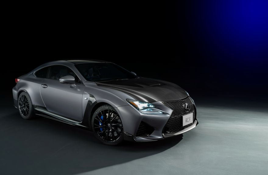 Lexus, Lexus RC F, 10th Anniversary, Limited Edition, 2018, HD, 2K, 4K