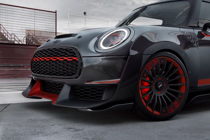 Mini, Mini John Cooper Works GP Concept, HD, 2K, 4K