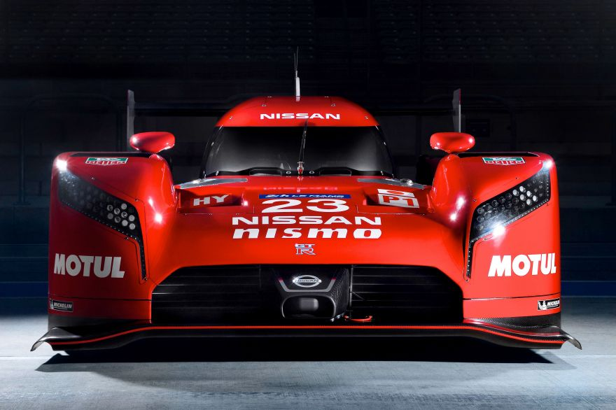 Nissan, Nissan GT-R LM Nismo, Prototype, Racing car, HD, 2K, 4K