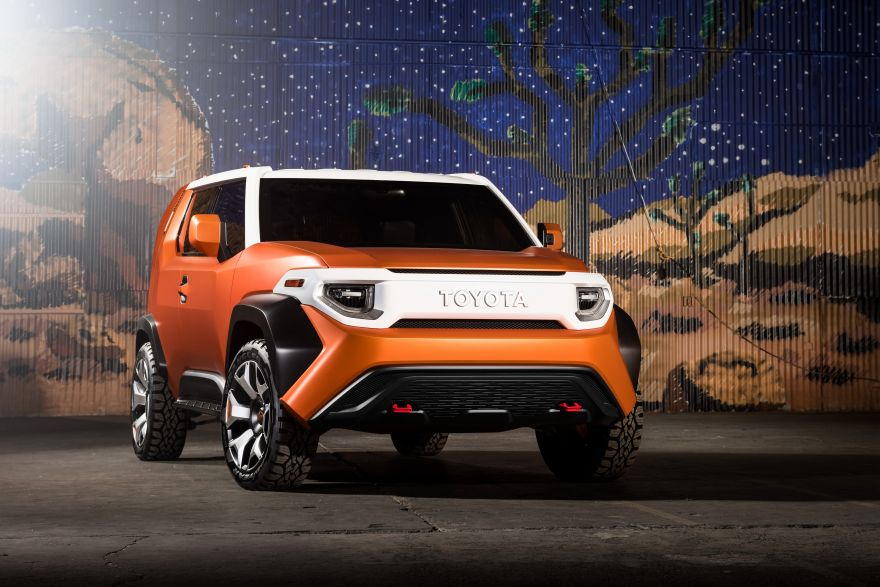 Toyota, Toyota FT-4X, Concept SUV, HD, 2K, 4K